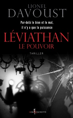 leviathan tome 3 le pouvoir lionel davoust