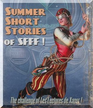 Challenge Summer Short Stories of SFFF