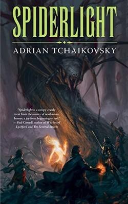 Spiderlight adrian tchaikovsky