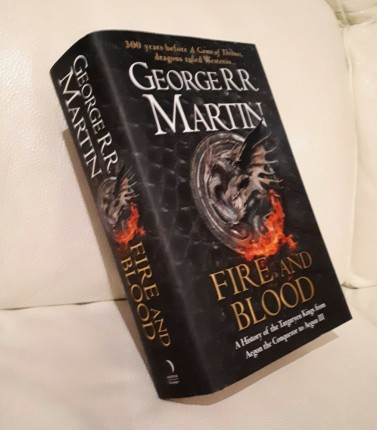 fire and blood grr martin